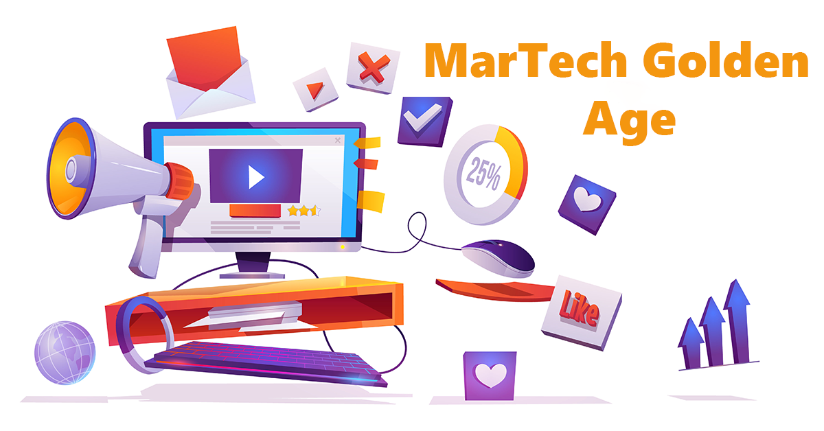 The First MarTech Golden Age