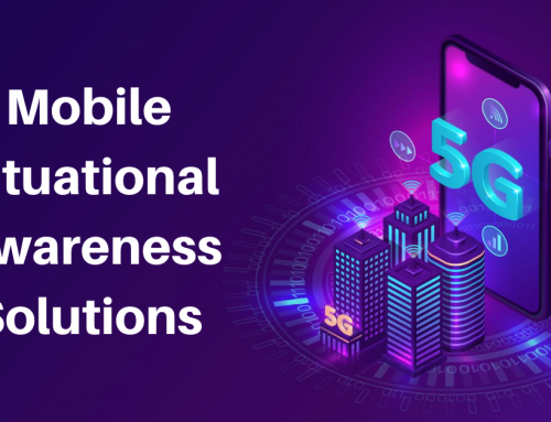 The Mobile Situational Awareness Market