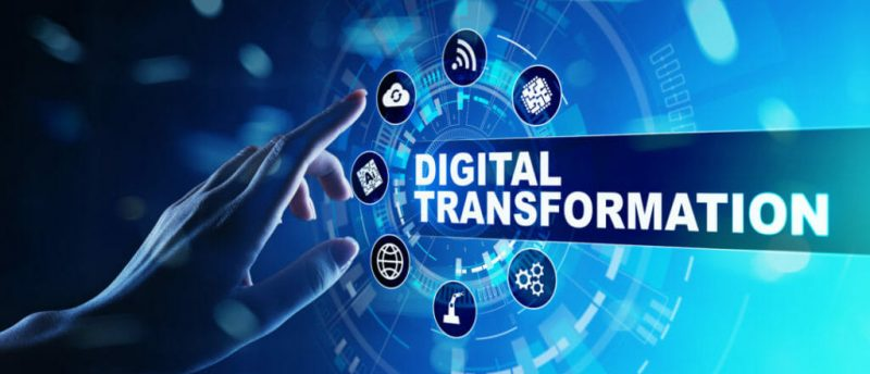 Digital transformation has been on a new chapter