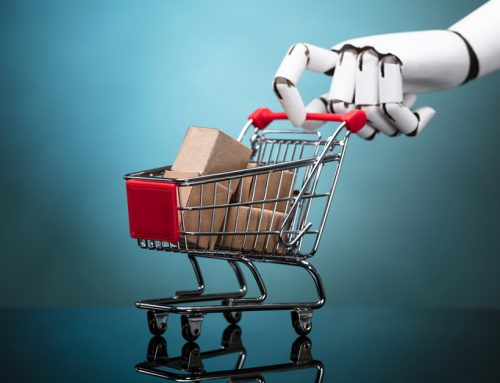 The future of shopping: Technology everywhere