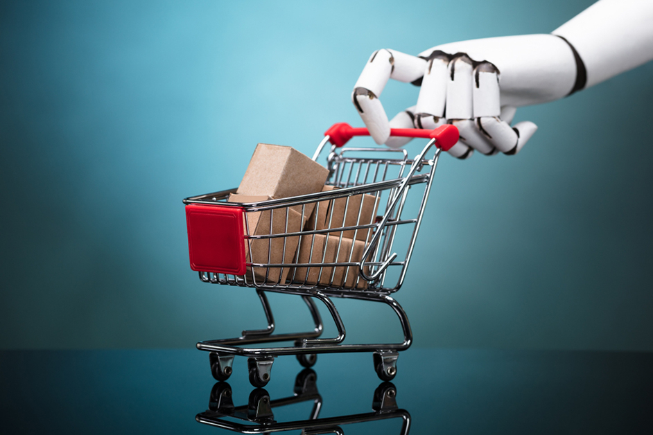 he future of shopping: Technology everywhere